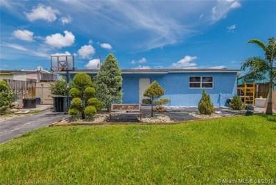 1201 N 71st Ave, Hollywood, FL 33024 - MLS#: A10516464