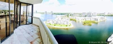 1000 W Island Blvd UNIT 1810, Aventura, FL 33160 - MLS#: A10516468