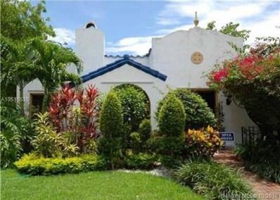 1503 Pizarro St, Coral Gables, FL 33134 - MLS#: A10516535