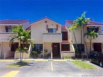17944 NW 68th Ave UNIT 27, Hialeah, FL 33015 - MLS#: A10516564