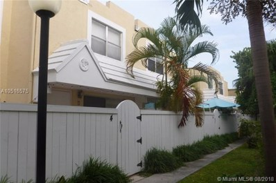 4560 SW 68th Ct Cir UNIT 64-9, Miami, FL 33155 - MLS#: A10516575