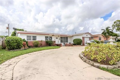 7740 NW 6th Ct, Pembroke Pines, FL 33024 - #: A10516829