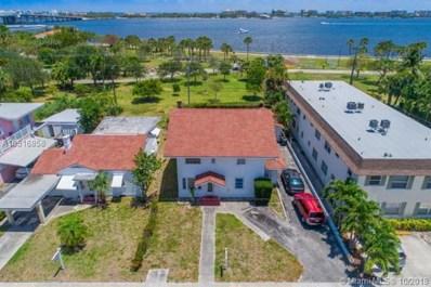 226 S Lakeside, Lake Worth, FL 33460 - MLS#: A10516858