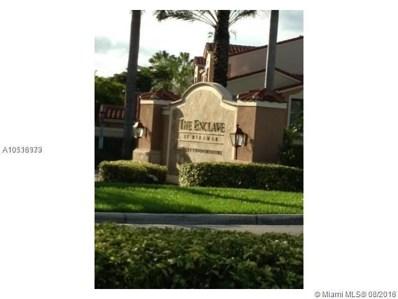 2113 Renaissance Blvd UNIT 305, Miramar, FL 33025 - MLS#: A10516973