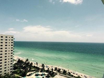 3901 S Ocean Dr UNIT 15A, Hollywood, FL 33019 - MLS#: A10517060