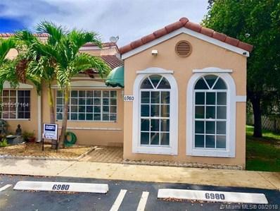 6980 NW 166th Ter UNIT 1605, Miami Lakes, FL 33014 - MLS#: A10517164