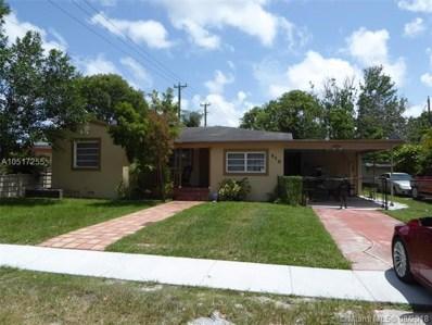 510 NW 126th St, North Miami, FL 33168 - MLS#: A10517255