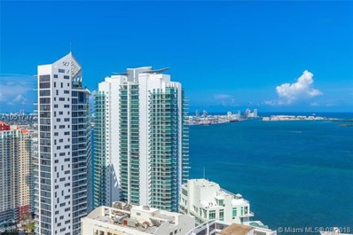 1425 Brickell Ave UNIT 42C, Miami, FL 33131 - MLS#: A10517372
