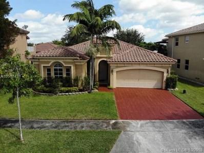 14161 SW 54th St, Miramar, FL 33027 - MLS#: A10517421