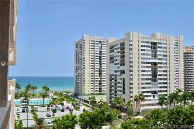 1865 S Ocean Dr UNIT 9H, Hallandale, FL 33009 - MLS#: A10517453