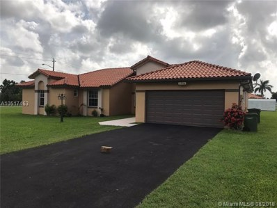 1520 NW 16th Ter, Homestead, FL 33030 - MLS#: A10517463