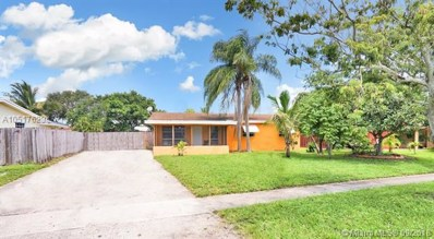 3665 SW 17th Street, Fort Lauderdale, FL 33312 - MLS#: A10517629