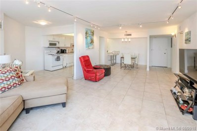 7135 Collins Ave UNIT 1121, Miami Beach, FL 33141 - MLS#: A10517726