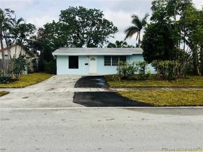 711 NE 24th St, Pompano Beach, FL 33064 - MLS#: A10517772