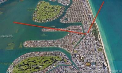 8201 Byron Ave UNIT 509, Miami Beach, FL 33141 - MLS#: A10518065