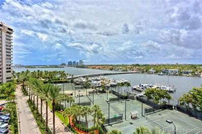 2 Grove Isle Dr UNIT B710, Miami, FL 33133 - MLS#: A10518380