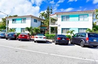 7300 Byron UNIT 20, Miami Beach, FL 33141 - MLS#: A10518430