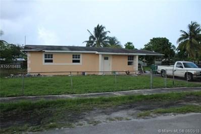 4744 NW 192 St, Miami, FL 33055 - MLS#: A10518488