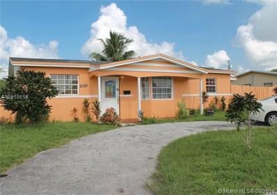 20122 NW 12th Ct, Miami Gardens, FL 33169 - MLS#: A10518658
