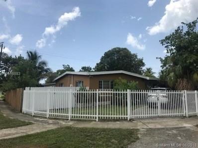 12195 NE 2nd Ave, North Miami, FL 33161 - MLS#: A10518883