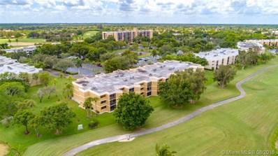 16175 Golf Club Rd UNIT 109, Weston, FL 33326 - MLS#: A10518922