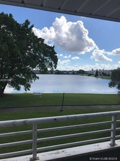 3445 NW 44th St UNIT 201, Lauderdale Lakes, FL 33309 - MLS#: A10518977