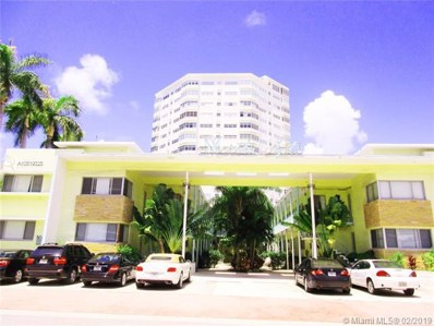 1840 James Ave UNIT 24, Miami Beach, FL 33139 - MLS#: A10519325