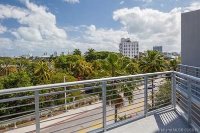 2001 Meridian Ave UNIT 518, Miami Beach, FL 33139 - MLS#: A10519409