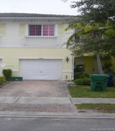 1429 NW 34th Way, Lauderhill, FL 33311 - MLS#: A10519510