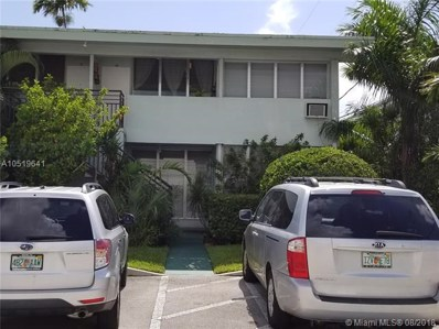 1080 98th St UNIT 5, Bay Harbor Islands, FL 33154 - MLS#: A10519641