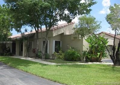 16837 Patio Village Lane, Weston, FL 33326 - MLS#: A10519659