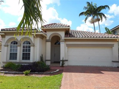 4964 SW 134th Ave, Miramar, FL 33027 - MLS#: A10519670