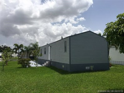 35250 SW 177 Ct, Florida City, FL 33034 - MLS#: A10519699