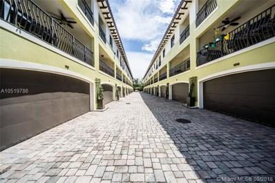 3204 Bird Ave UNIT 117, Coconut Grove, FL 33133 - MLS#: A10519786