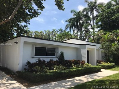 3850 Hardie Ave, Miami, FL 33133 - MLS#: A10519834