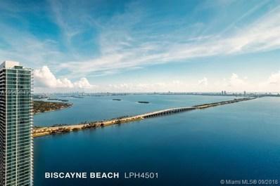 2900 NE 7 Ave UNIT LPH 4501, Miami, FL 33137 - #: A10519843