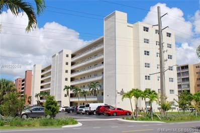 421 NE 14th Ave UNIT 205, Hallandale, FL 33009 - MLS#: A10520259