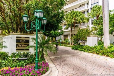 2000 Island Blvd UNIT 907, Aventura, FL 33160 - MLS#: A10520324