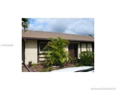 3842 Farragut St, Hollywood, FL 33021 - MLS#: A10520350