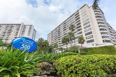 500 Three Islands Blvd UNIT 511, Hallandale, FL 33009 - MLS#: A10520384