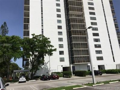 20100 W Country Club Dr UNIT 1001, Aventura, FL 33180 - MLS#: A10520403