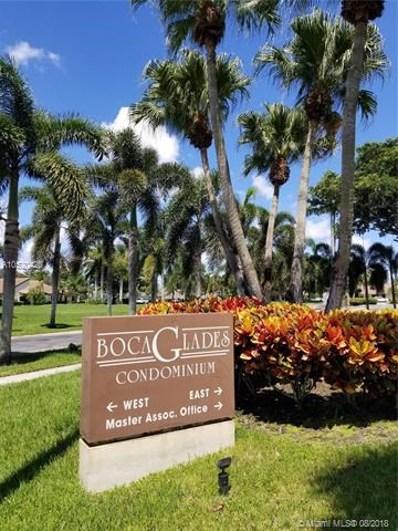 8482 E Boca Glades Blvd E UNIT 8482, Boca Raton, FL 33434 - MLS#: A10520420