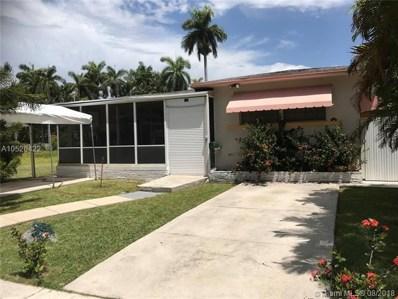 1335 Jackson St, Hollywood, FL 33019 - MLS#: A10520422