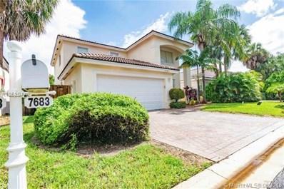 7683 NW 19th St, Pembroke Pines, FL 33024 - MLS#: A10520472