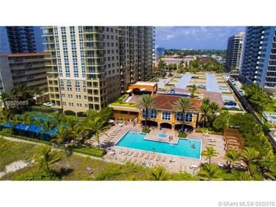 2080 S Ocean Drive UNIT 906, Hallandale, FL 33009 - MLS#: A10520669
