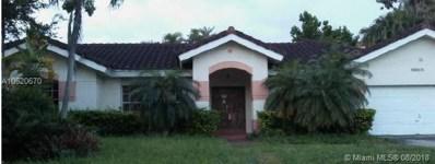15745 SW 153rd Ave, Miami, FL 33187 - MLS#: A10520670