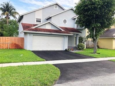 9730 SW 14th Ct, Pembroke Pines, FL 33025 - MLS#: A10520780