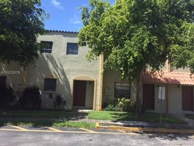 3911 SW 52nd Ave UNIT 3-1, Pembroke Park, FL 33023 - MLS#: A10520879