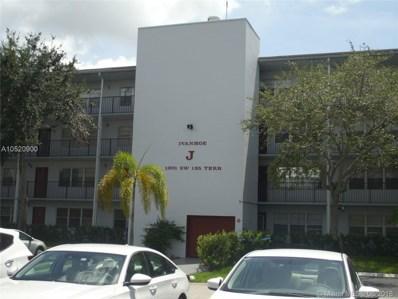 1301 SW 135th Ter UNIT 107J, Pembroke Pines, FL 33027 - MLS#: A10520900