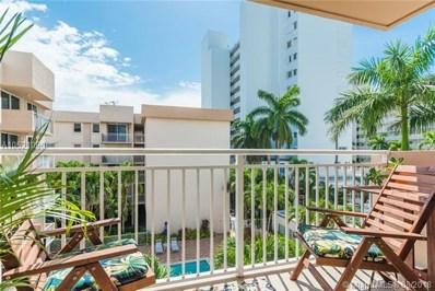 1665 Bay Rd UNIT 425, Miami Beach, FL 33139 - MLS#: A10521096